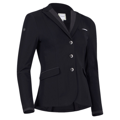 Samshield Louise Show Coat - Black - Equestrian Chic Boutique