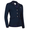 Samshield Louise Show Coat - Light Navy - Equestrian Chic Boutique