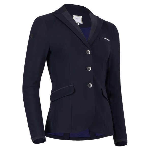 Samshield Louise Show Coat - Navy - Equestrian Chic Boutique