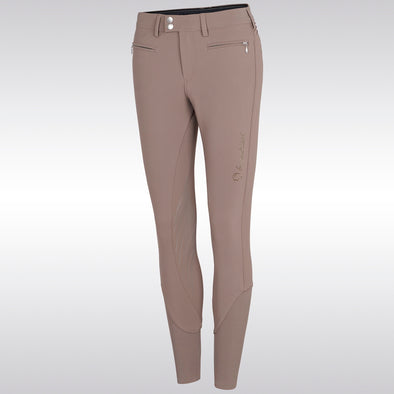 Samshield Adele Breech - Taupe - Equestrian Chic Boutique