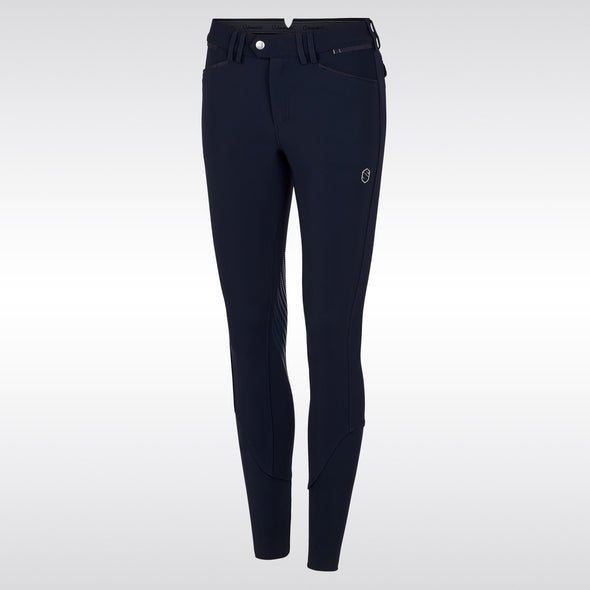 Samshield Mathilde Ladies Breech - Navy - Equestrian Chic Boutique