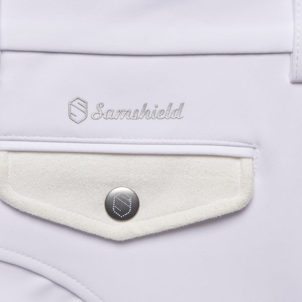 Samshield Mathilde Ladies Breech - Beige - Equestrian Chic Boutique