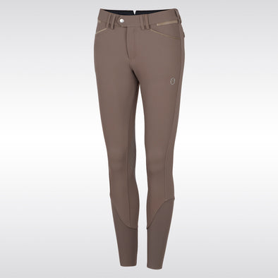 Samshield Mathilde Ladies Breech - Taupe - Equestrian Chic Boutique