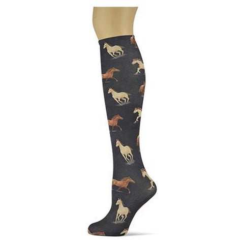 Dreamers & Schemers Equestrian Boot Socks
