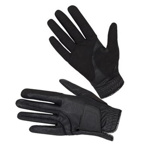 Samshield V-Skin Hunter Gloves - Black - Equestrian Chic Boutique