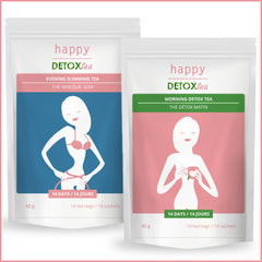 Teatox programme : Detox and slimming