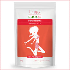 Thé energy boost Happy Detox Tea