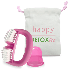 kit-massage-roller-anti-cellulite-cup-happy-detox-tea