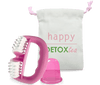 Ventouse et Massage Roller anti cellulite Happy Detox Tea