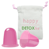 Ventouse anti-cellulite - lot de 2 - Happy Detox Tea