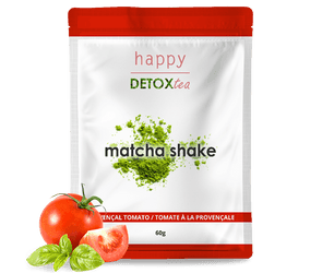 Matcha Shake Minceur tomate_Packaging