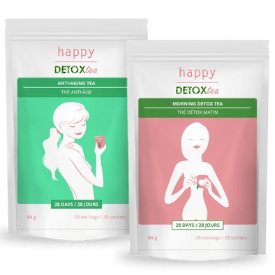 detox and anti-aging tea happy detox tea