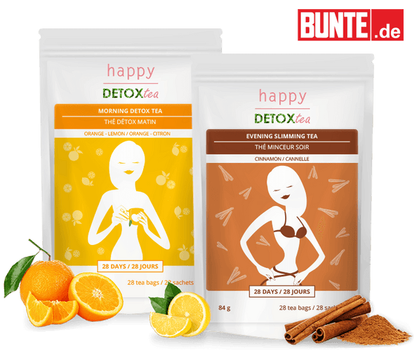 Teatox Agrumes & Cannelle -Bunte