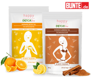 Bunte - Teatox Agrumes & Cannelle