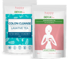 Laxative Teatox Happy Detox Tea
