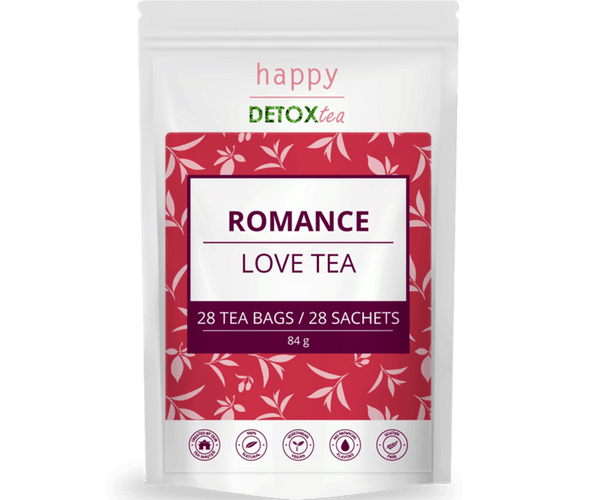 Romance - Love Tea Happy Detox Tea