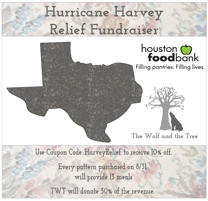 Hurricane Harvey Relief Fundraiser + Sale