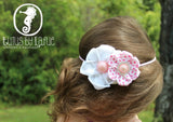 FREE Jane's Backyard Jungle Flower (Hairbow, Headband, Clothing embellishment)