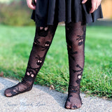 Abby's Footed Tights + Leggings