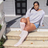 Ladies' Knockout Socks - Dressy Socks