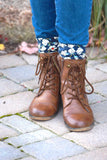 Ladies' + Children's Ankle + Boot Cuffs