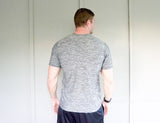 Men's Daily Tee BUNDLE - Athletic Fit PDF pattern for sizes S-XL + XLT-4XLT