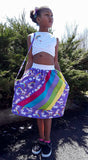 Abby's Rainbow Skirt