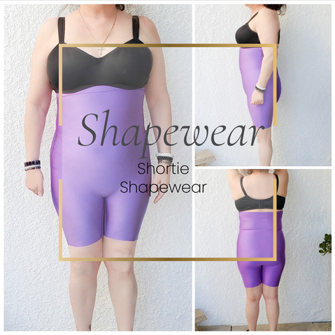 - Shortie Shapewear -