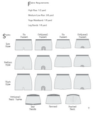 The Mentionables {Underwear} - PDF Sewing Pattern - BUNDLE