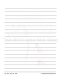 FREE Floral Lined Paper - Collection of 12