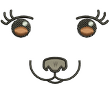 FREE Mercornimals EMB Face Files