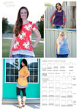 Abby's Road Trip Tunic + Ladies Two Tone Tunic - BUNDLE