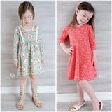 Abby's Jump + Skip Dress and Abby's Spin + Twirl Top + Dress BUNDLE