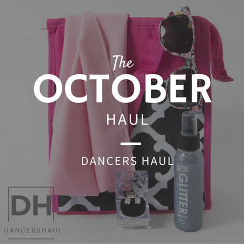 Dancers Haul October Haul