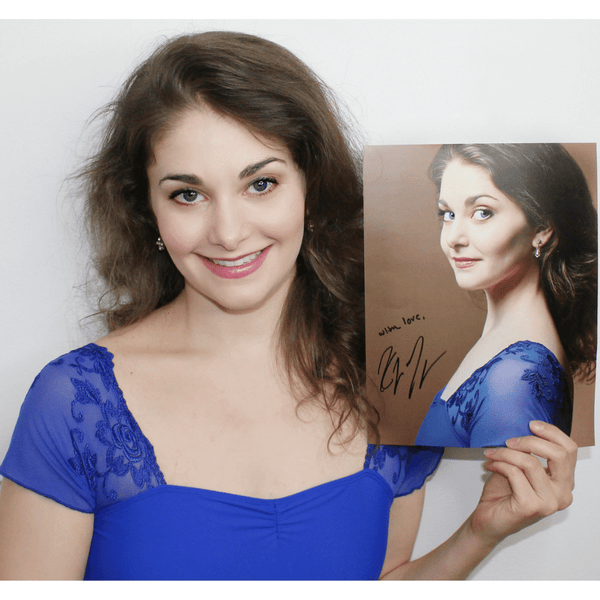Autographed Kathryn Morgan Photo