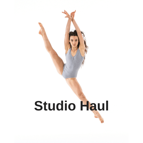 Studio Haul - Adult - (Surprise Me Leotard)