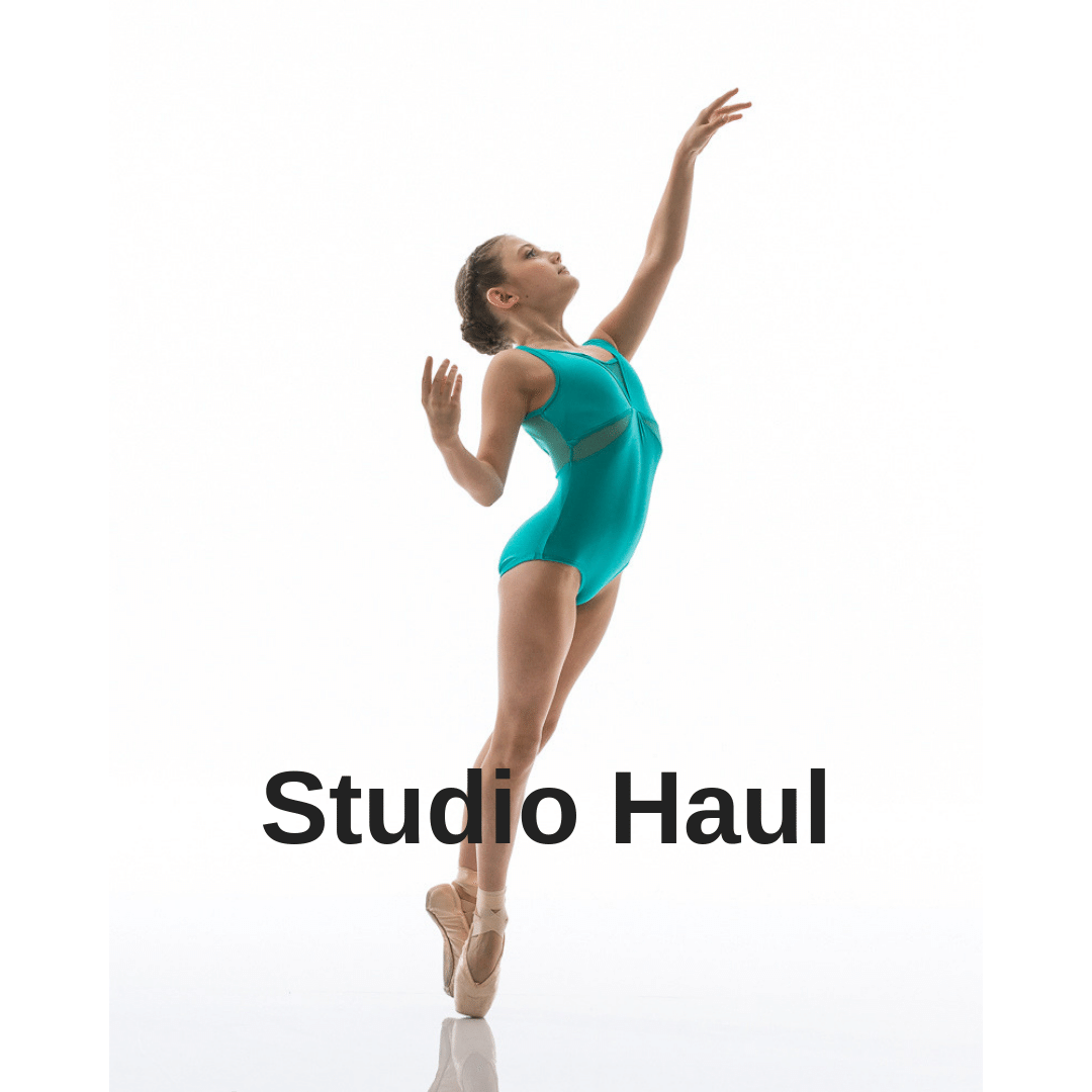 Studio Haul - Child - (Surprise me Leotard)