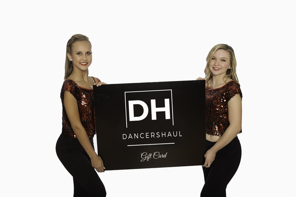 Dancers Haul Gift Card