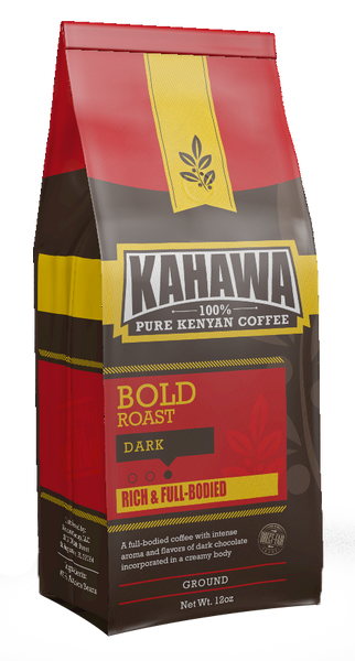 KAHAWA COFFEE - BOLD ROAST GROUND