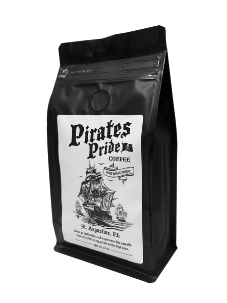 "Pirate Pride Coffee ""Port Royal Roast"""