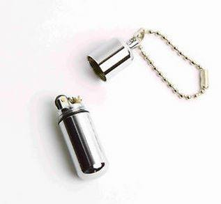 Waterproof Refillable Butane Peanut Lighter