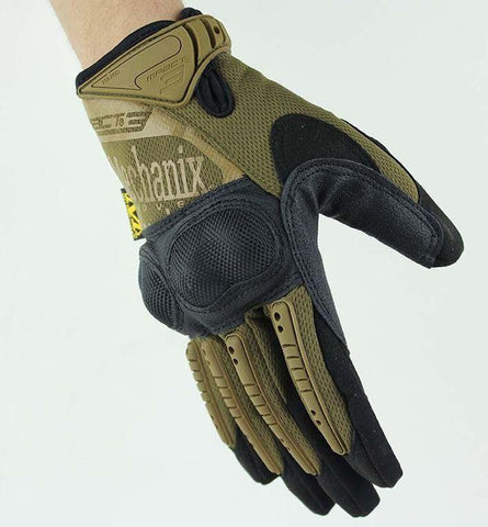 Mechanix Carbon Hard Knuckle Full Finger Tactical Gloves