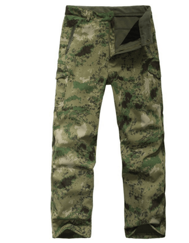 Shark Skin Softshell Waterproof Military Pants