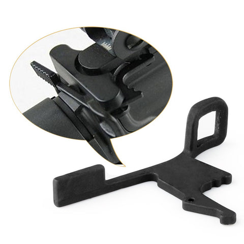Ambidextrous Over Sized Tactical Latch for Rifle Charging Handle Fits Most 223/5.56 .308/7.62 Rigs - We Pay Your Shipping