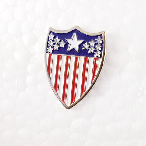 Lapel Pin, AG shield