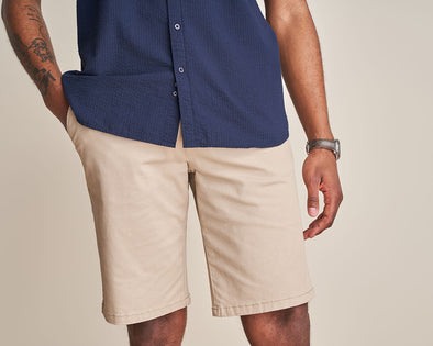The American Tall Guide to Tall Shorts