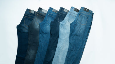 Denim for Days: Tall Men's Jeans, Jackets, and Shirts