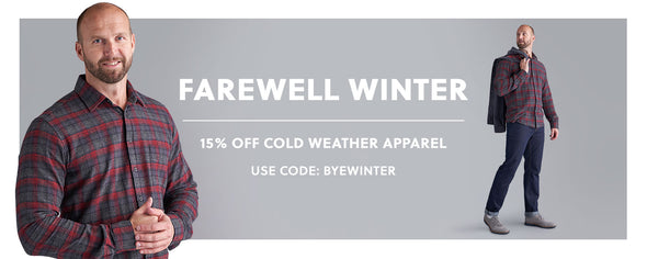 Farewell Winter — 15% OFF