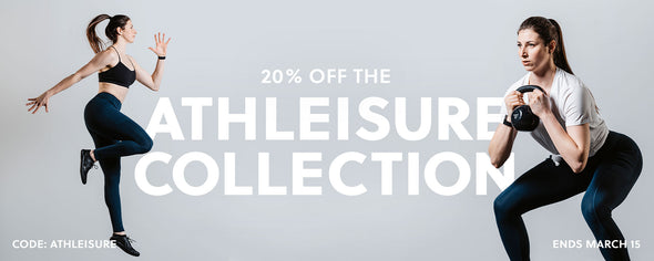 Athleisure Collection — 20% OFF