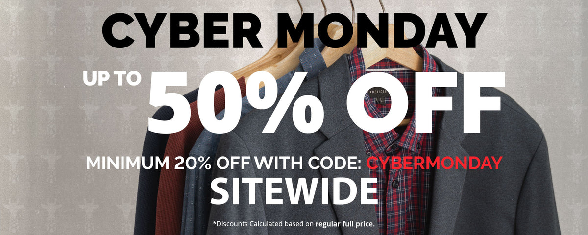CYBER MONDAY - Best Deals of the Day!